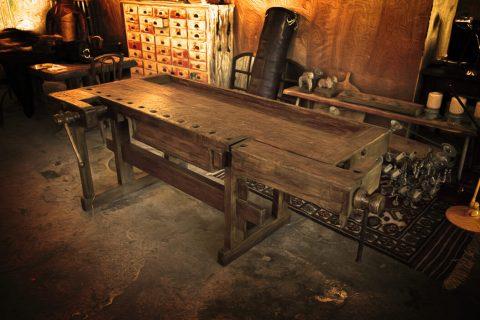 vintage woodwork