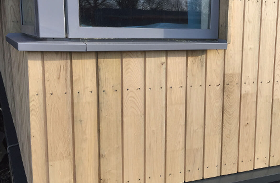 Everything You Need To Know About Oak Timber Cladding