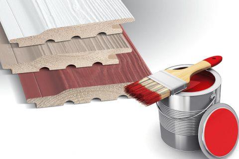 cladding paint techniques