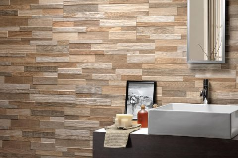 Using timber cladding for walls