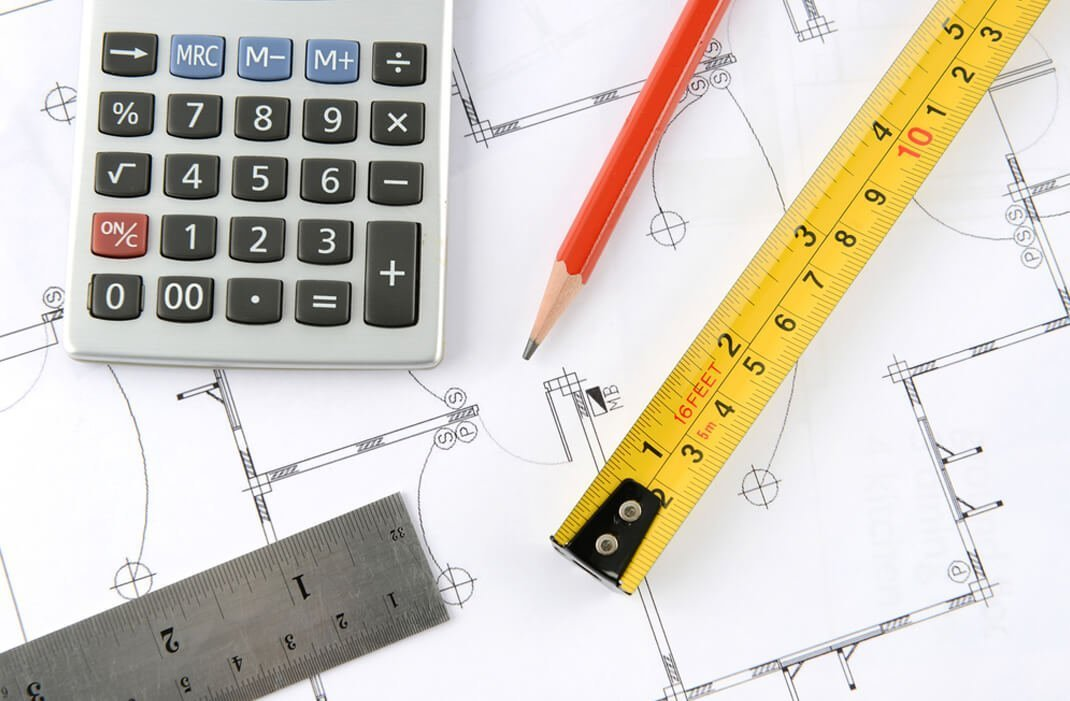 Calculate for wall panneling