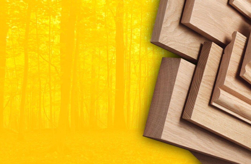 Pre-Surfaced Hardwoods