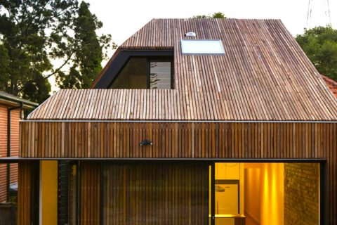Timber Cladding