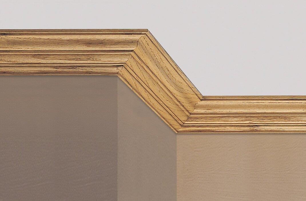 Timber Cornice