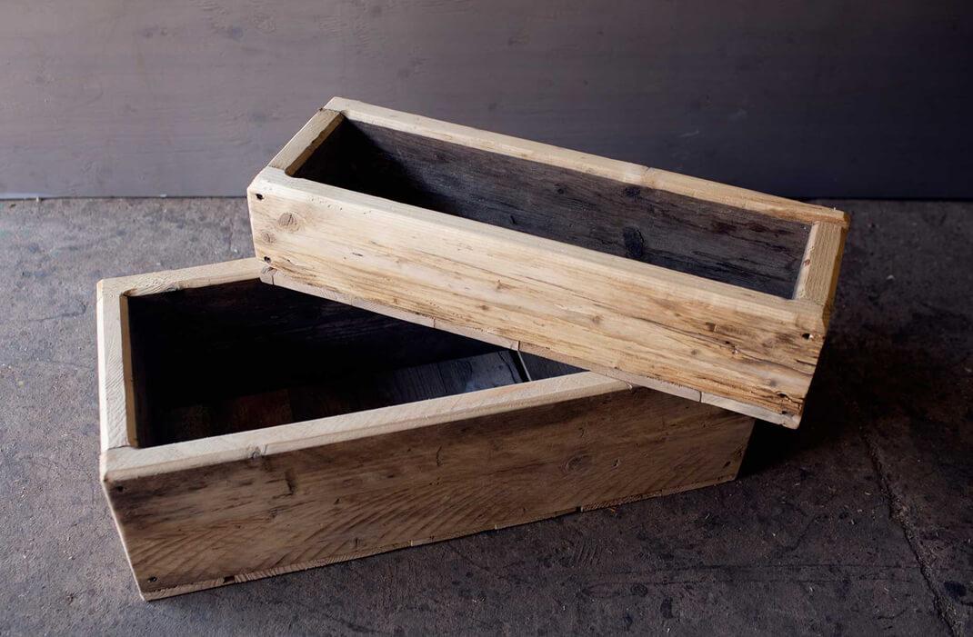 Timber Windowbox