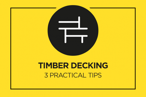 3 practical tips for cut-to-size timmber decking
