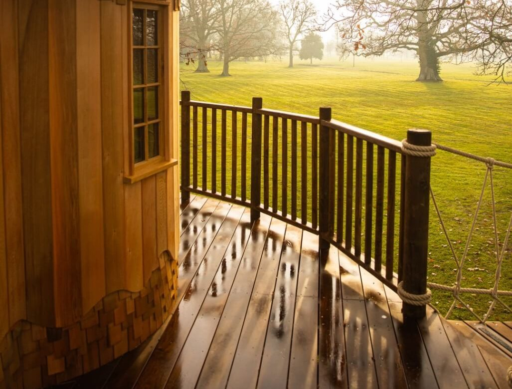 Outdoor Timber Decking